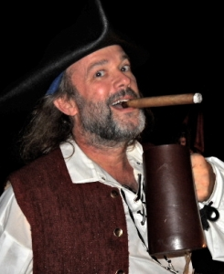 Ol' Chumbucet and cigar