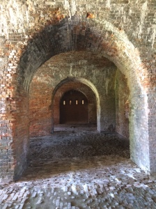 fort morgan arch